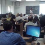 Літня медіашкола ІА «Погляд» в приміщенні УДФСУ